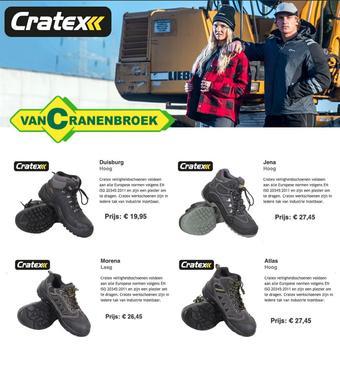 Van Cranenbroek reclame folder (geldig t/m 28-02)