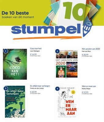 Stumpel reclame folder (geldig t/m 31-03)