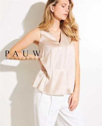Pauw reclame folder (geldig t/m 31-03)
