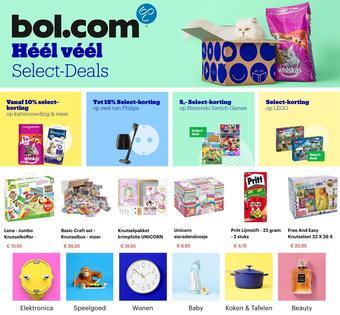 Bol.com reclame folder (geldig t/m 28-02)