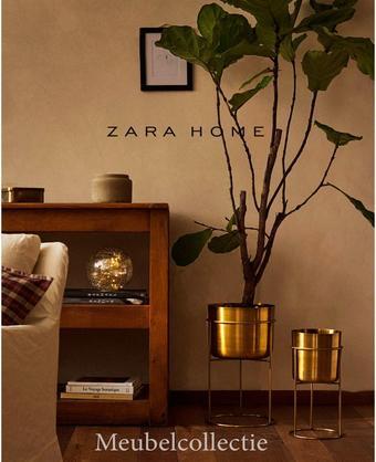 Zara Home reclame folder (geldig t/m 08-03)