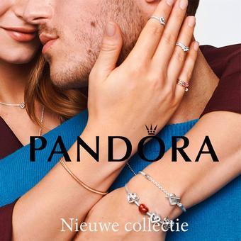 Pandora reclame folder (geldig t/m 22-03)