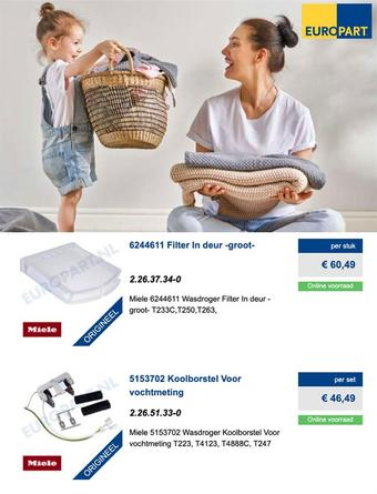 Europart reclame folder (geldig t/m 28-02)