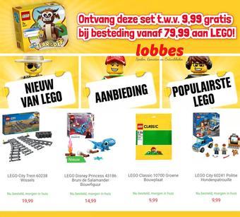 Lobbes reclame folder (geldig t/m 28-02)