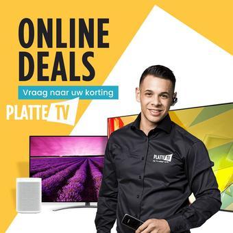 PlatteTV reclame folder (geldig t/m 12-03)