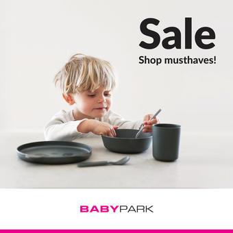 Babypark reclame folder (geldig t/m 15-03)
