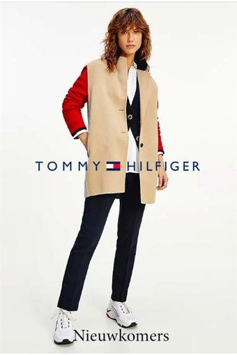Tommy Hilfiger reclame folder (geldig t/m 29-03)