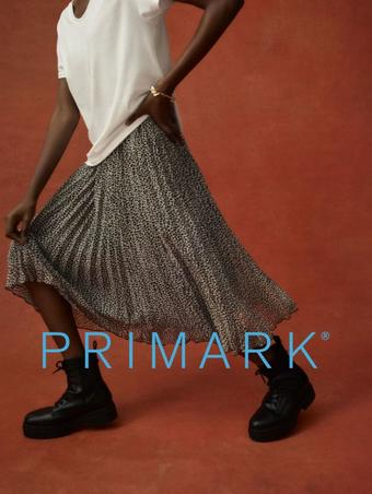 Primark reclame folder (geldig t/m 02-03)