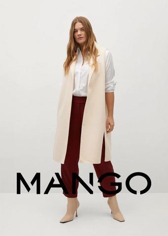 MANGO reclame folder (geldig t/m 30-06)