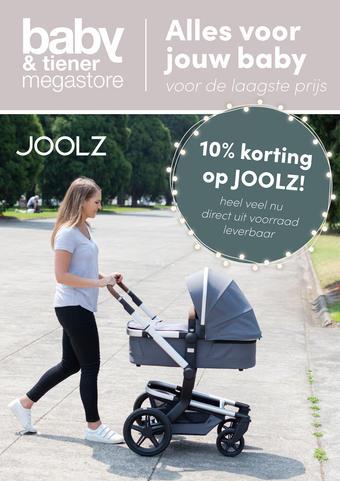 Baby & Tiener reclame folder (geldig t/m 27-02)