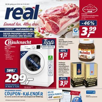 real reclame folder (geldig t/m 27-02)