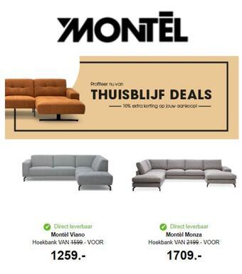 Montel reclame folder (geldig t/m 07-03)