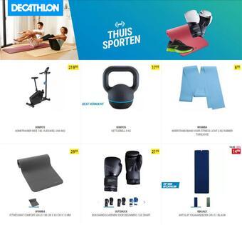 Decathlon reclame folder (geldig t/m 02-03)