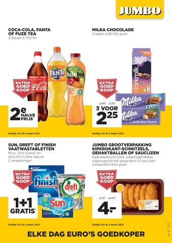 Agrimarkt reclame folder (geldig t/m 02-03)