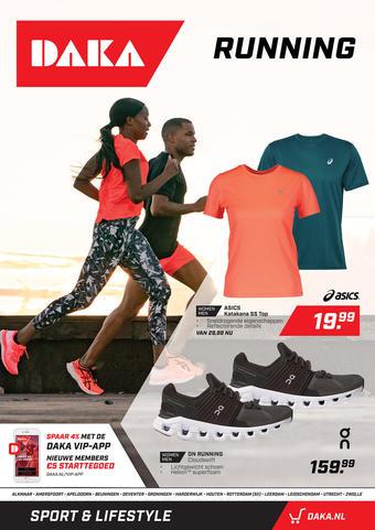 Daka Sport reclame folder (geldig t/m 31-03)