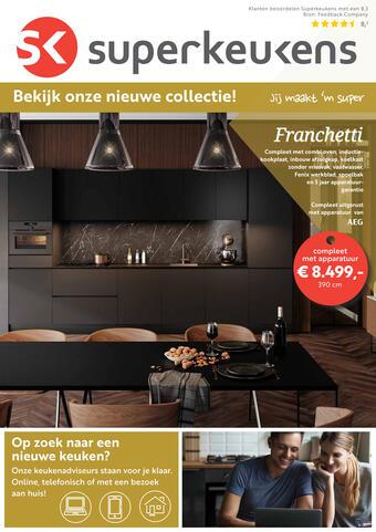 De Ruijtermeubel reclame folder (geldig t/m 11-03)