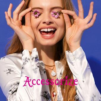 Accessorize reclame folder (geldig t/m 31-03)