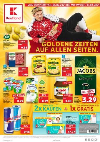 Kaufland reclame folder (geldig t/m 03-03)