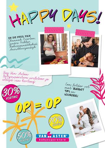 Van Asten BabySuperstore reclame folder (geldig t/m 07-03)