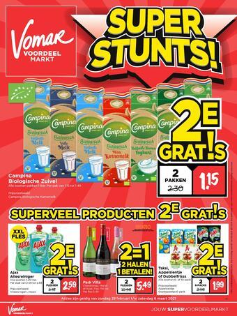 Vomar reclame folder (geldig t/m 06-03)