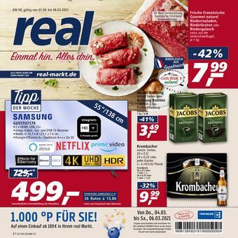 real reclame folder (geldig t/m 06-03)