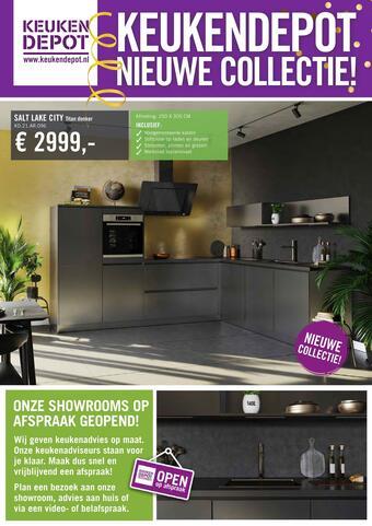 Keukendepot reclame folder (geldig t/m 07-03)