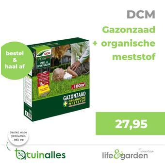 Life & Garden reclame folder (geldig t/m 07-03)