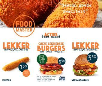 Foodmaster reclame folder (geldig t/m 14-03)