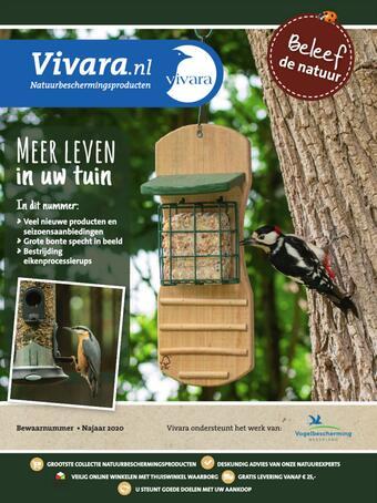 Vivara reclame folder (geldig t/m 31-03)