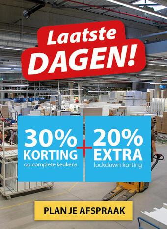 Keuken Kampioen reclame folder (geldig t/m 31-03)