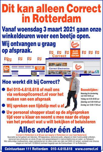 Correct reclame folder (geldig t/m 31-03)