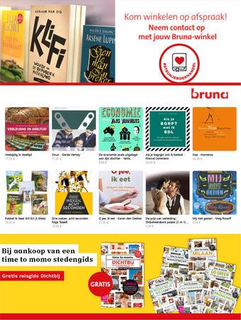 Bruna reclame folder (geldig t/m 14-03)
