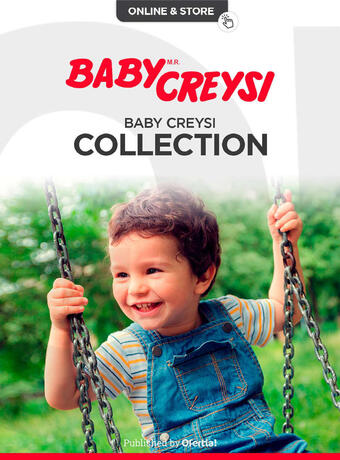 Catalogo Baby Creysi Las Ultimas Ofertas De Tus Folletos Baby Creysi