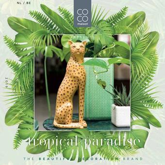 Coco Maison reclame folder (geldig t/m 31-12)