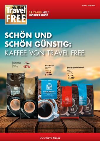 Travel Free Prospekt (bis einschl. 29-08)
