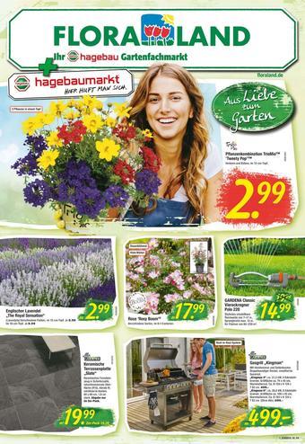 Floraland Prospekt (bis einschl. 25-05)