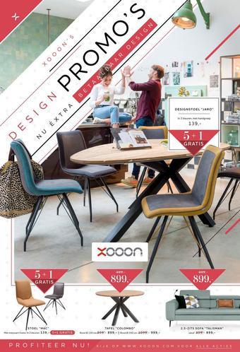 Xooon reclame folder (geldig t/m 31-08)