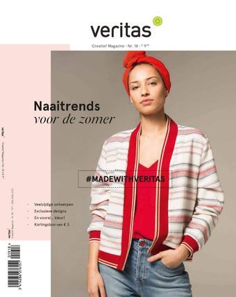 Veritas reclame folder (geldig t/m 30-06)