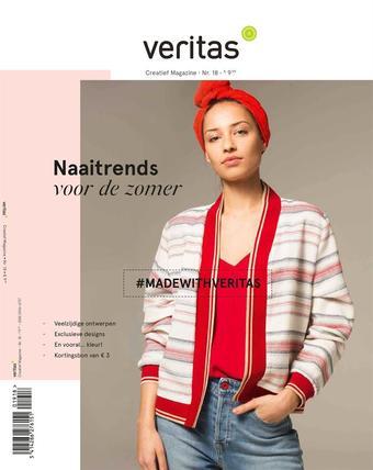 Veritas reclame folder (geldig t/m 30-09)