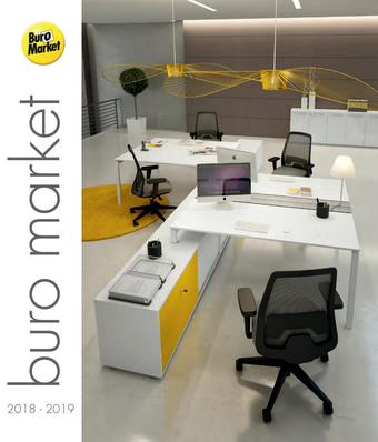 Buro Market reclame folder (geldig t/m 30-06)