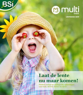 Multi bazar reclame folder (geldig t/m 31-05)