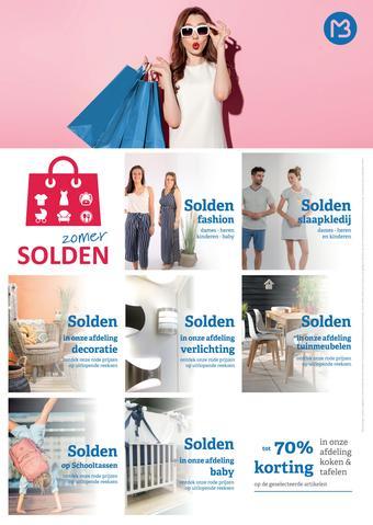 Multi bazar reclame folder (geldig t/m 31-07)