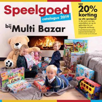 Multi bazar reclame folder (geldig t/m 06-12)