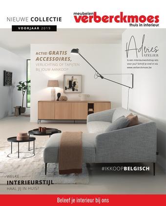 Verberckmoes reclame folder (geldig t/m 31-03)
