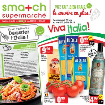 Smatch reclame folder (geldig t/m 02-07)