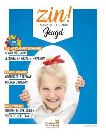 Standaard Boekhandel reclame folder (geldig t/m 31-05)