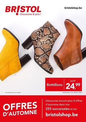 Shoe Discount reclame folder (geldig t/m 20-10)