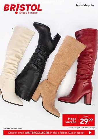 Shoe Discount reclame folder (geldig t/m 17-11)