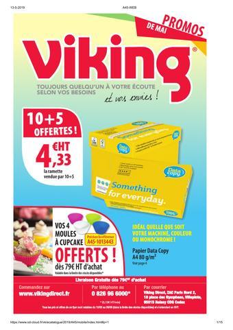 Viking Direct catalogue publicitaire (valable jusqu'au 31-12)