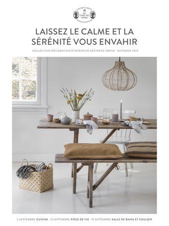 SØSTRENE GRENE catalogue publicitaire (valable jusqu'au 24-09)